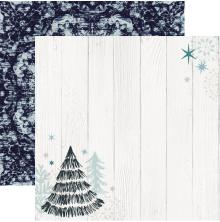 Kaisercraft Wonderland Double-Sided Cardstock 12X12 - Frost