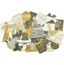 Kaisercraft Collectables Cardstock Die-Cuts - First Noel