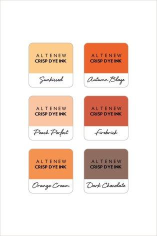 Altenew Dye Inks - Goldfish Tails