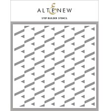 Altenew Stencil 6X6 - Step Builder