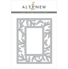 Altenew Die Set - Leaf Frame