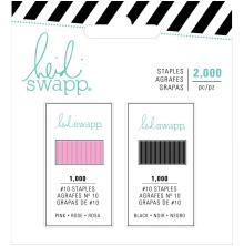 Heidi Swapp Memory Planner Color Fresh - Staple Refill