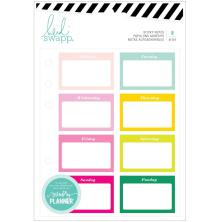 Heidi Swapp Memory Planner Color Fresh - Sticky Notes