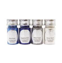 Tonic Studios Nuvo Pure Sheen Glitter 4/Pkg - Let It Snow 297N