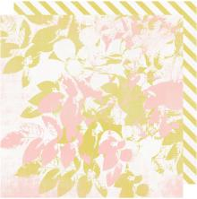 Heidi Swapp Emerson Lane Double-Sided Cardstock 12X12 - Sweet Nothings