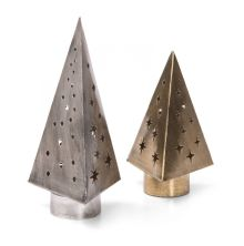 Tim Holtz Sizzix Thinlits Die Set 8PK - Tree Light