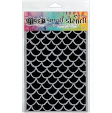 Dyan Reaveleys Dylusions Stencils 5X8 - Fishtails Small