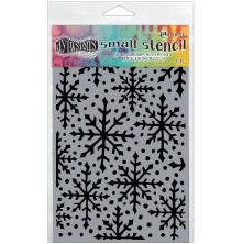 Dyan Reaveleys Dylusions Stencils 5X8 - Snowflake Small