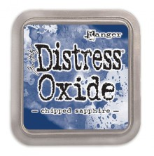 Tim Holtz Distress Oxides Ink Pad - Chipped Sapphire