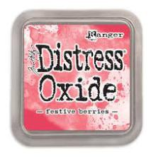 Tim Holtz Distress Oxides Ink Pad - Festive Berries