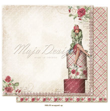 Maja Design Christmas Season 12X12 - All wrapped up