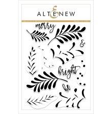 Altenew Clear Stamps 6X8 - Majestic Mistletoe