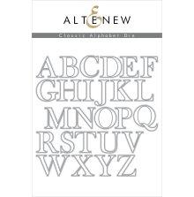 Altenew Die Set - Classic Alphabet