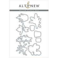 Altenew Die Set - Potted Plants