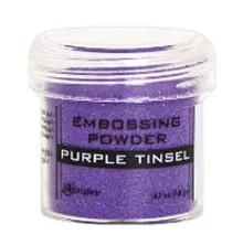 Ranger Embossing Powder 18gr - Purple Tinsel