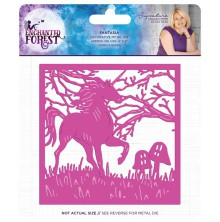 Sara Signature Collection Enchanted Forest Metal Die - Fantasia