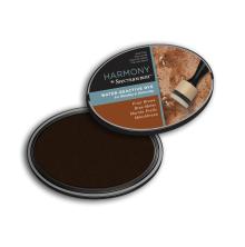 Spectrum Noir Inkpad Harmony Water Reactive - Friar Brown