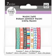Me & My Big Ideas Happy Planner Washi Tape - Healthy Hero