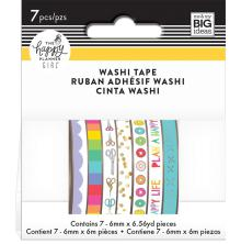 Me & My Big Ideas Happy Planner Washi Tape - Miss Maker