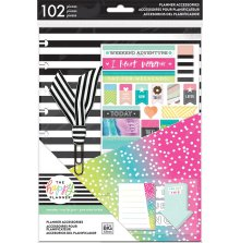 Me & My Big Ideas CLASSIC Happy Planner Accessory Pack - Just Do Your Thing