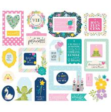 Simple Stories Tags & Frames - Little Princess