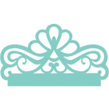 Kaisercraft Decorative Die - Large Tag Border