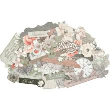 Kaisercraft Collectables Cardstock Die-Cuts - Rosabella