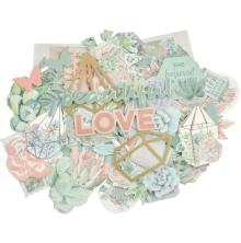 Kaisercraft Collectables Cardstock Die-Cuts - Greenhouse