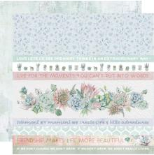 Kaisercraft Greenhouse Double-Sided Cardstock 12X12 - Conservatory