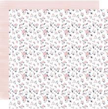 Kaisercraft Breathe Double-Sided Cardstock 12X12 - Pale Wander