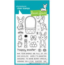 Lawn Fawn Clear Stamps 4X6 - Eggstra Amazing Easter