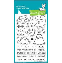Lawn Fawn Clear Stamps 4X6 - Rawrsome