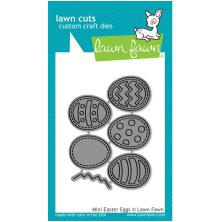 Lawn Fawn Custom Craft Die - Mini Easter Eggs