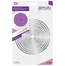 Crafters Companion Gemini Elements Metal Die - Torn Edge Circle