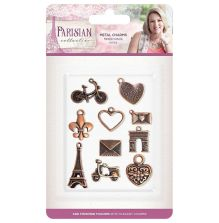 Sara Signature Parisian - Metal Charms