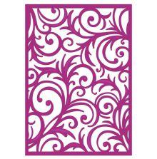 Gemini Create a Card Metal Die - Grande Swirls