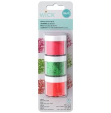 We R Memory Keepers Wick Wax Dye 2g 3/Pkg - Neon