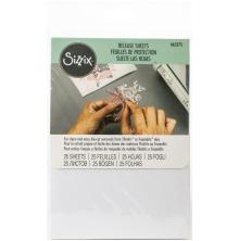 Sizzix Accessory 4x6 25PK - Release Sheets