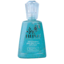 Tonic Studios Nuvo Glitter Accent - Atlantic Drift 941N