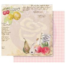Prima Fruit Paradise Double-Sided Cardstock 12X12 - Sweet And Citrus