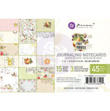 Prima Journaling Card 4X6 45/Pkg - Fruit Paradise