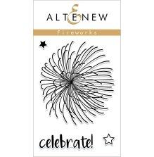 Altenew Clear Stamps 2X3 - Fireworks