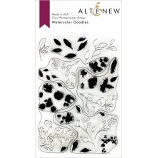 Altenew Clear Stamps 4X6 - Watercolor Doodles