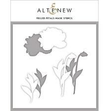 Altenew Stencil 6X6 - Frilled Petals