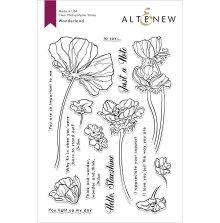 Altenew Clear Stamps 4X6 - Wonderland