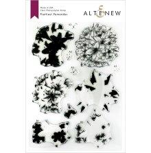 Altenew Clear Stamps 6X8 - Prettiest Pomander