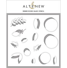 Altenew Stencil 6X6 - Rennie Roses