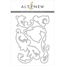 Altenew Die Set - Baroque Motifs