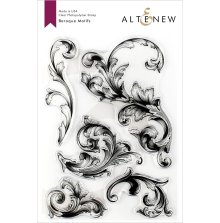 Altenew Clear Stamps 6X8 - Baroque Motifs