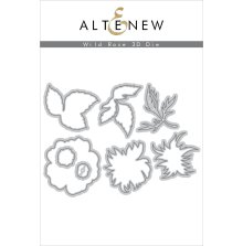 Altenew 3D Die Set - Wild Rose